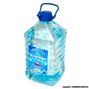 Вода для паровых приборов